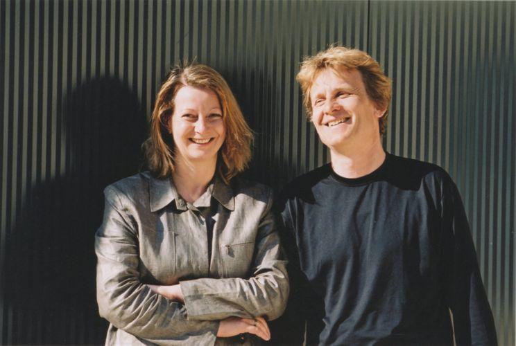Renate und Martin Weidemann, Architekten